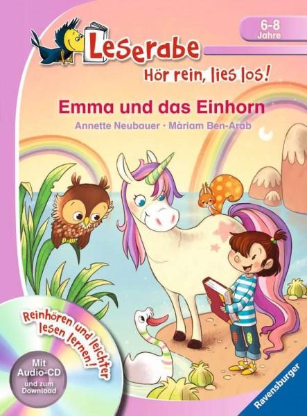 Emma und das Einhorn - mit CD