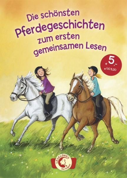 Leselöwen – Das Original – Die schönsten Pferdegeschichten zum ersten gemeinsamen Lesen