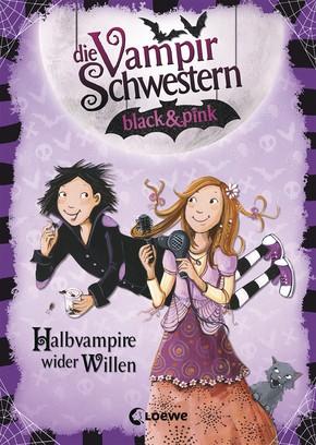 Die Vampir Schwestern - black & pink