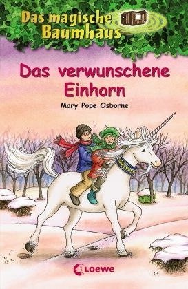 Das magische Baumhaus Bd. 34: Das verwunschene Einhorn