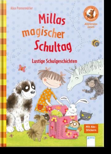Millas magischer Schultag - Lustige Schulgeschichten