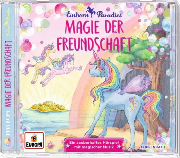 CD Hörspiel: Einhorn-Paradies (Bd. 2) Magie der Freundschaft