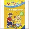 Sticker-Malspaß - Im Kindergarten