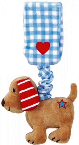 Buggyspielzeug Hündchen BabyGlück