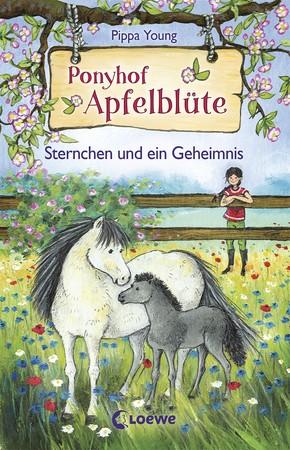 Ponyhof Apfelblüte – Bd. 7 - Sternchen und ein Geheimnis