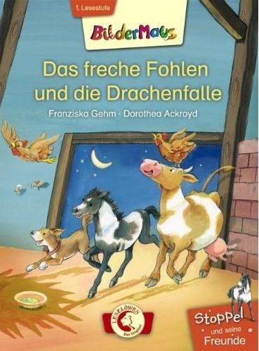 BilderMaus Stoppel - Das freche Fohlen + die Drachenfalle