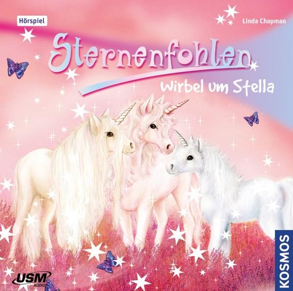 Sternenfohlen, 7, Wirbel um Stella - Audio-CD