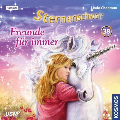Sternenschweif, 38, Freunde für immer - Audio-CD