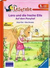 LR - Lara und die freche Elfe auf dem Ponyhof