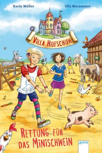 Villa Hufschuh (2) - Rettung für das Minischwein