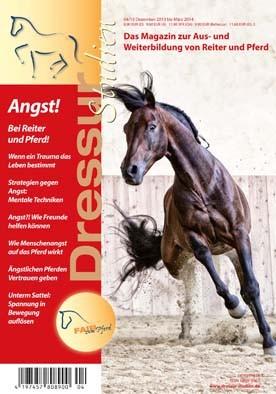 Angst! Bei Reiter und Pferd