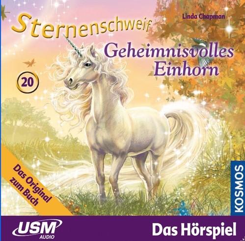 Sternenschweif CD 20 - Geheimnissvolles Einhorn