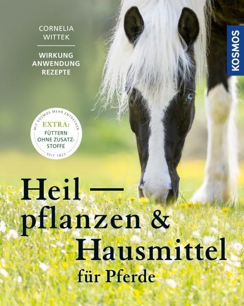 Heilpflanzen & Hausmittel für Pferde