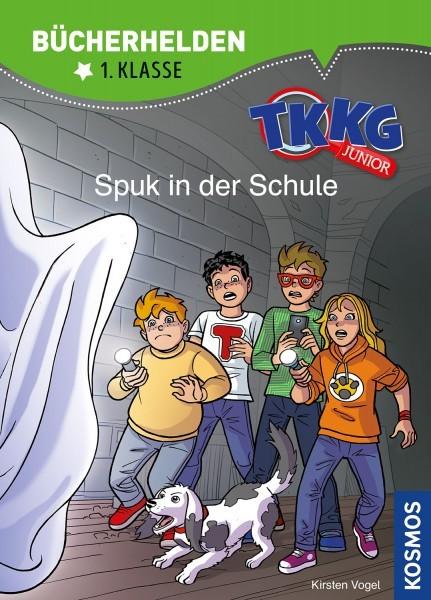 TKKG Spuck in der Schule 1. Klasse