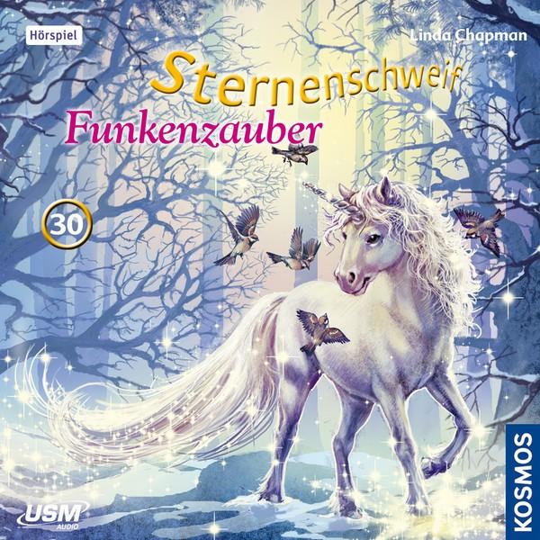Hörbuch: Sternenschweif 30: Funkenzauber