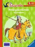 Leserabe: Rittergeschichten für Erstleser