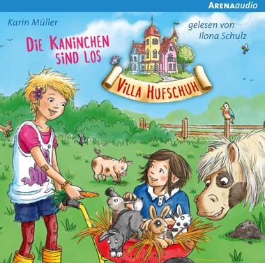 Villa Hufschuh (3) CD - Die Kaninchen sind los