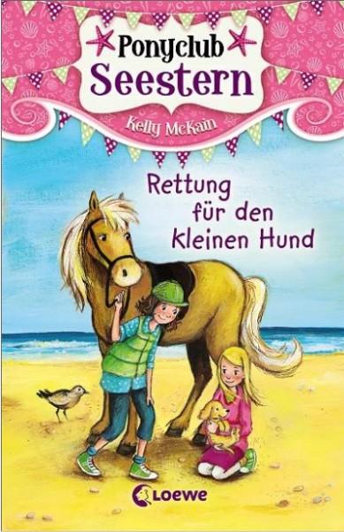 Ponyclub Seestern Bd. 1 Rettung Hund