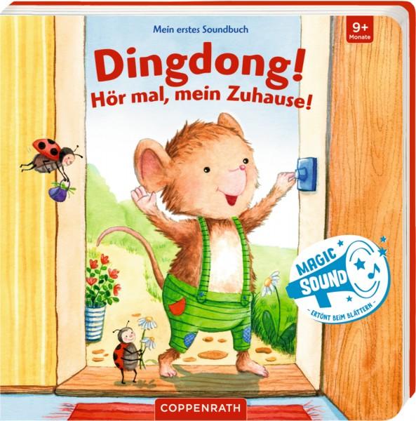 Mein erstes Soundbuch: Dingdong!
