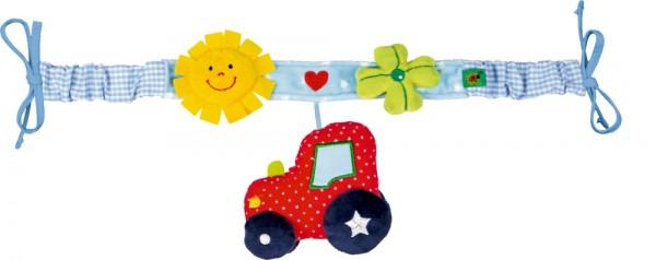 Kinderwagenkette Traktor BabyGlück