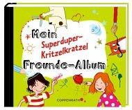 Mein Superduper-Kritzelkratzel Freunde-Album (Saleina)