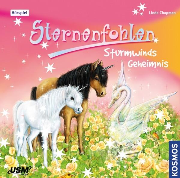 Sternenfohlen, 8, Sturmwinds Geheimnis - Audio-CD
