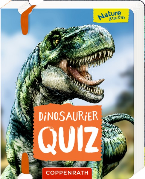 Dinosaurier-Quiz Nature Zoom