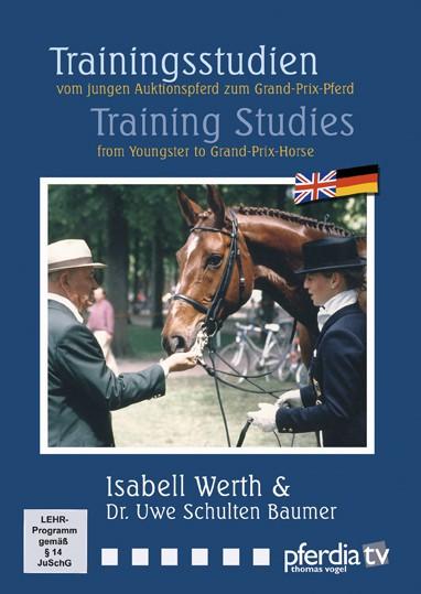 Trainingsstudien von und mit Isabell Werth und Dr. Uwe Schulten-Baumer