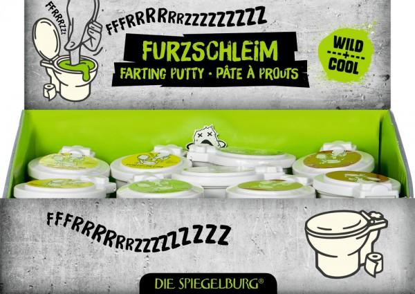 Furzschleim Wild+Cool