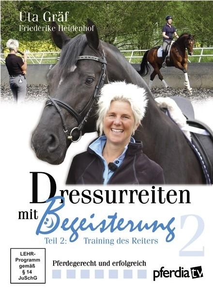 DVD Dressurreiten mit Begeisterung Teil 2, Gräf