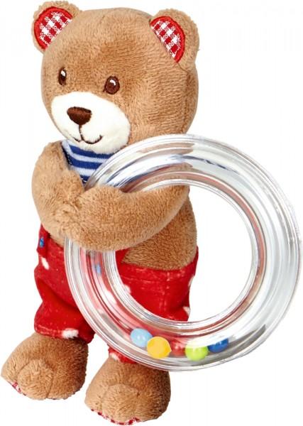 Ringrassel Teddy BabyGlück
