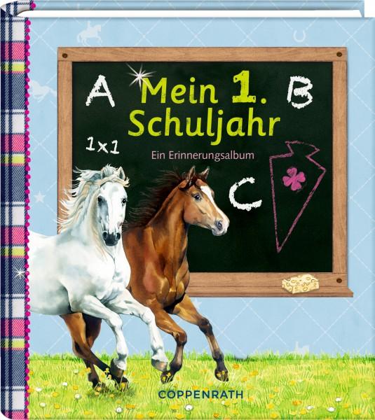Pferdefreunde - Mein erstes Schuljahr, Erinnerungsbuch