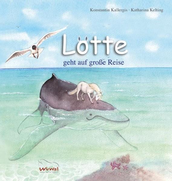 Lotte geht auf große Reise