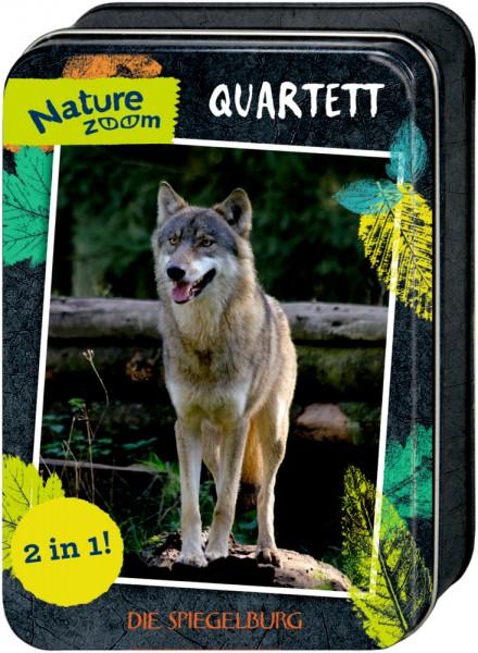 Nature - Quartett