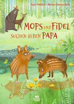 Mops und Fidel suchen ihren Papa
