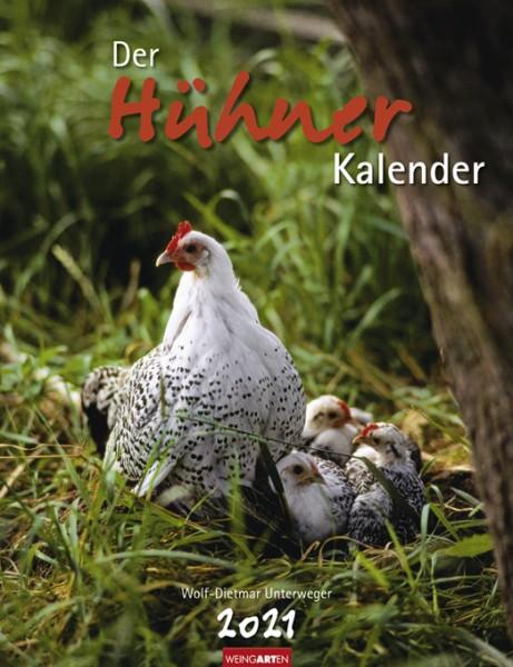 Der Hühnerkalender 2021