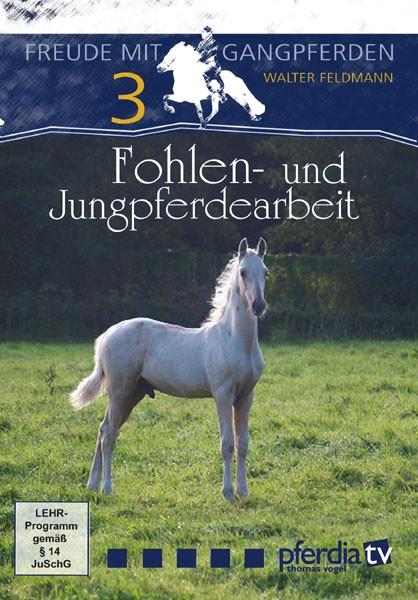 Fohlen- und Jungpferdearbeit Feldmann DVD Teil 3