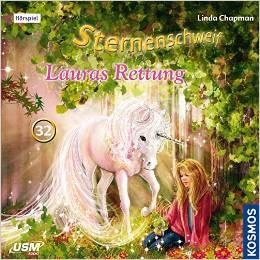 Hörbuch: Sternenschweif 32: Lauras Rettung