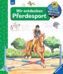 Wir entdecken Pferdesport