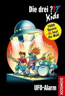 Die ??? Kids Bd. 13 - UFO Alarm