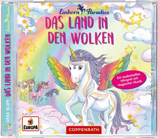 Das Land in den Wolken CD