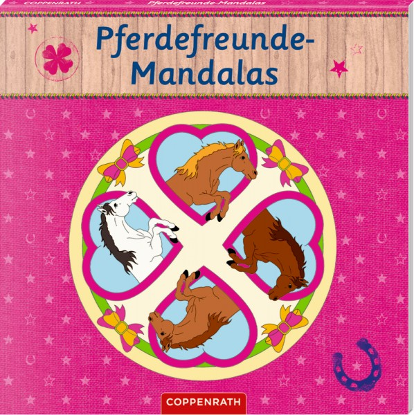 Pferdefreunde Mandalas (neu)