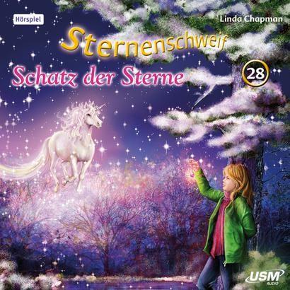 Hörbuch: Sternenschweif 28: Schatz der Sterne
