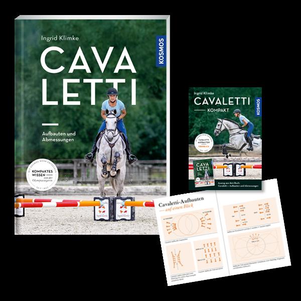 Cavaletti - Aufbauten und Abmessungen