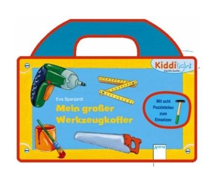 Kiddilight - Mein großer Werkzeugkoffer