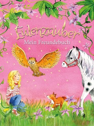 Eulenzauber - Mein Freundebuch