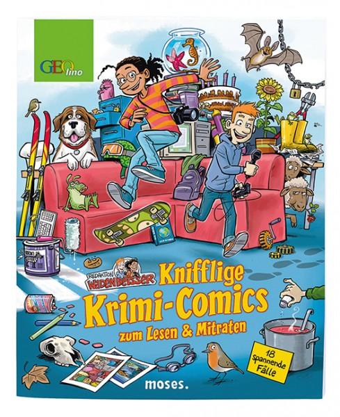 Redaktion Wadenbeißer - Krimi Comics 2