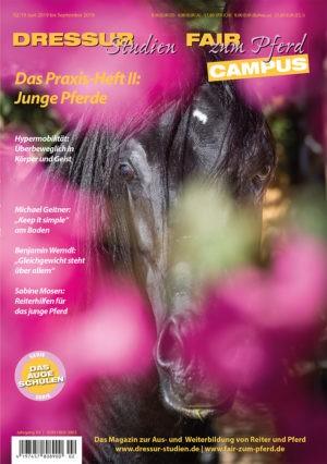Dressurstudien 02/19 - Das Praxis Heft II: Junge Pferde!