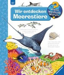 WWW (Bd.27) - Wir entdecken Meerestiere