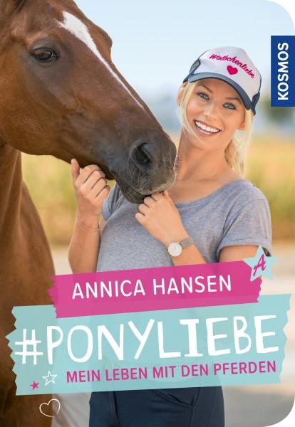 Ponyliebe - Mein Leben mit den Pferden